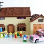 D'oh! LEGO Set 71006 - La maison des Simpsons (1/3)