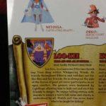 MOTUC : les bios traduites de Kowl et Loo-Kee