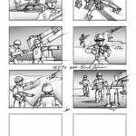 Call of Duty : Mega Bloks publie ses storyboards !