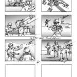 Call of Duty : Mega Bloks publie ses storyboards !
