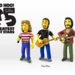 NECA :  The Simpsons- Wave 2