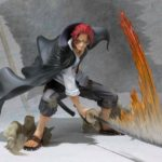 One Piece : Figuarts Zero Shanks Battle version