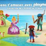 Des Playmobil chez Quick