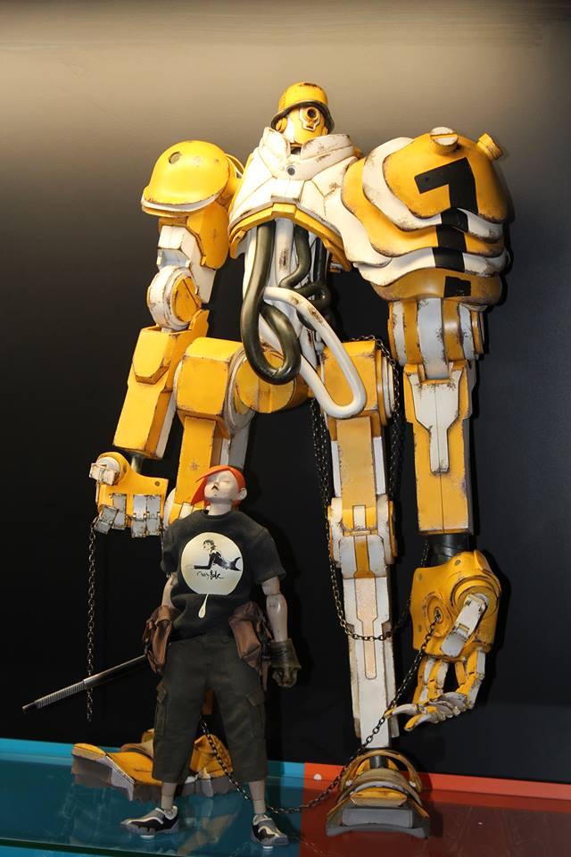 popbot tk hunter 12in scale