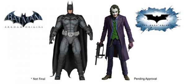 quarter scale joker neca batman joker