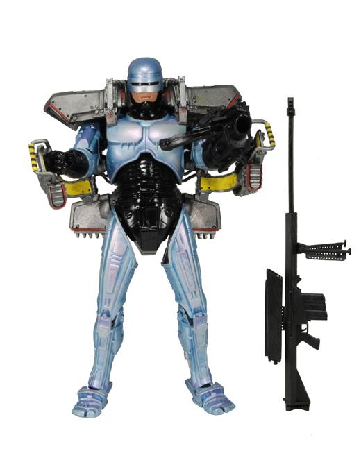 robocop 3 neca Robo-Flightpack