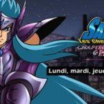 Mangas diffuse la saga Saint Seiya Hadès