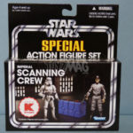 Star Wars : Imperial Scanning Crew (Special Action Figure Set)