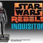 Star Wars Rebels : statuette Gentle Giant de l'Inquisiteur