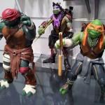 NRTF : Tortues Ninja premier visuel de jouet du film