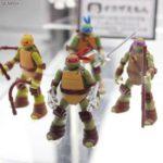 TMNT un visuel pour les Tortues Ninja de Takara