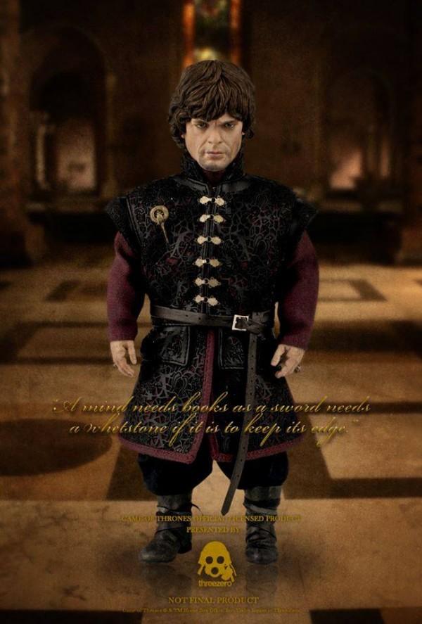 tyrion lannister GoT threeZero
