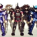 Instant Vintage: Les chevaliers du Zodiaque - Asgard (Bandai 1988)