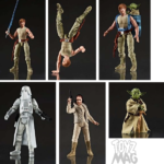NYTF : Hasbro Star Wars Black Serie 3.75