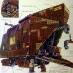LEGO STAR WARS: set 75059 SANDCRAWLER