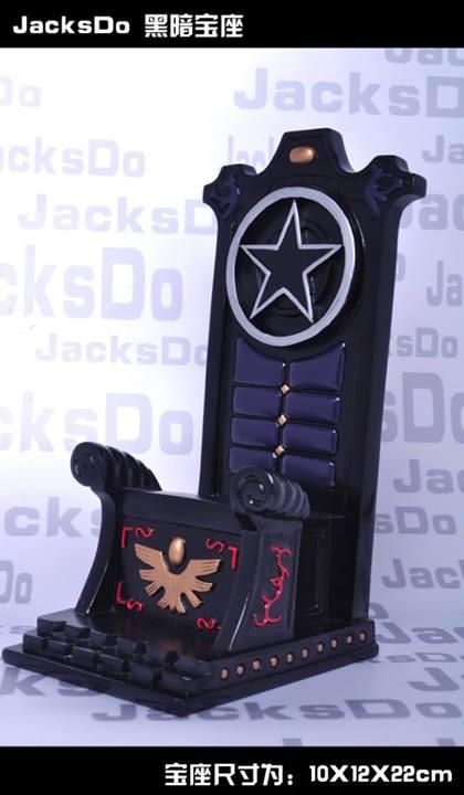 JacksDo trone hades saint seiya