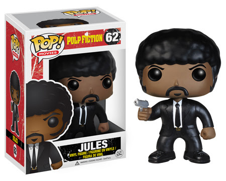 Jule Winnfield POP Pulp fiction