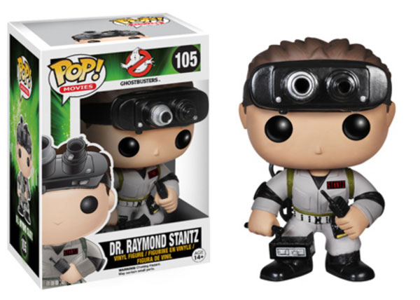 Pop! Funko Ghostbusters Ray Stantz