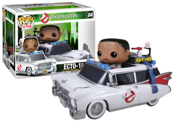 Pop! Funko Ghostbusters winston Zeddmore Etco-1