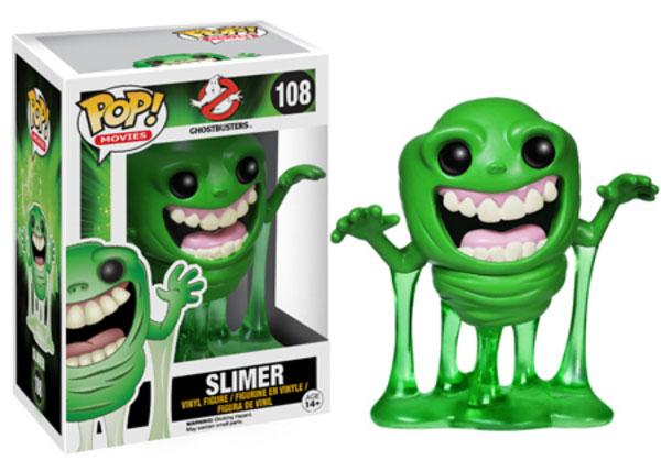 Pop! Funko Ghostbusters Smiler