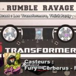 Podcast – Transformers – Third Party