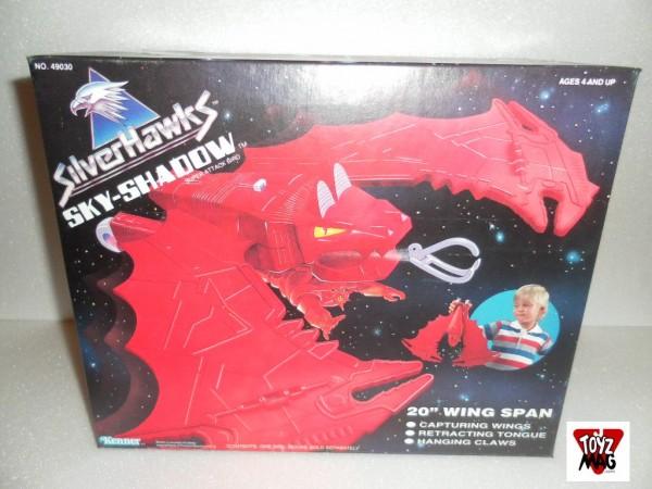 Instant Vintage Mon*star Silverhawks (Kenner - Telepix 1986)