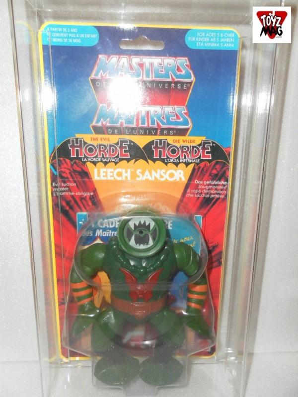 Instant Vintage Leech / Sansor Maitres de l'Univers Motu (Mattel 1985)