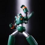 Super Robot Chogokin – Cantam Robo – Crayon Shinchan