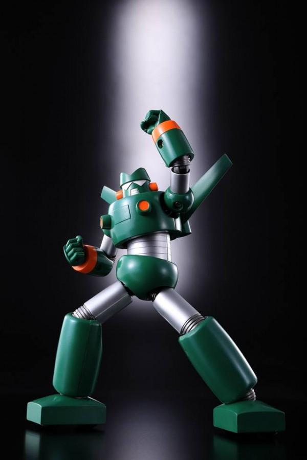 Super Robot Chogokin - Cantam Robo - Crayon Shinchan