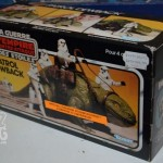 Vintage Star Wars mythique du vendredi : Dewback made in Canada