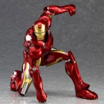 Iron Man Mark VII les images de la Figma The Avengers