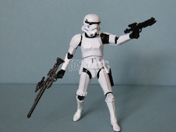 black series star wars stormtrooper 6in 12