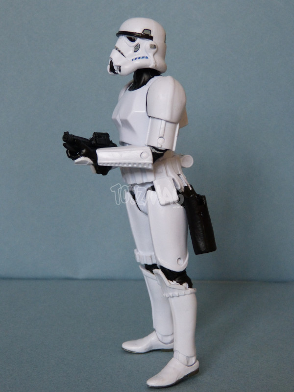 black series star wars stormtrooper 6in 9