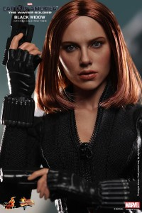 captain america 2 black widow hot toys 12