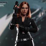 Captain America Winter Soldier : Black Widow par Hot Toys