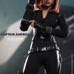 captain america 2 black widow hot toys 6