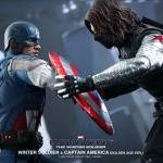 captain america winter soldier hot toys 1