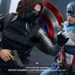 Hot Toys : annonce du Winter Soldier