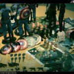 Captain America -The Winter Soldier : les coulisses de Hot Toys