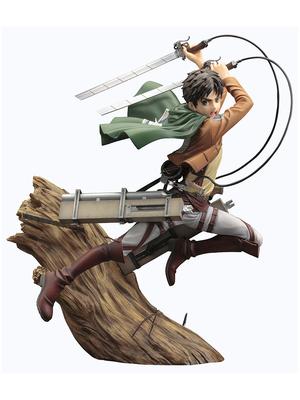 Shingeki no Kyojin - Eren Jäger Kotobukiya l'attaque des titans
