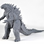 NECA dévoile ses Godzilla