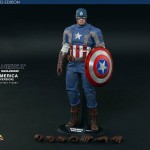 Hot Toys : Golden Age Captain America (Winter Soldier)
