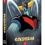 Goldorak le coffret 4 disponible
