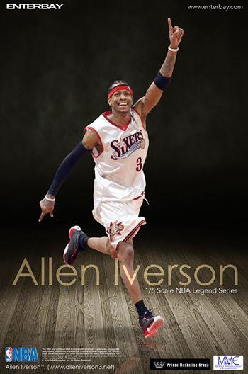 iverson enterbay nba legends