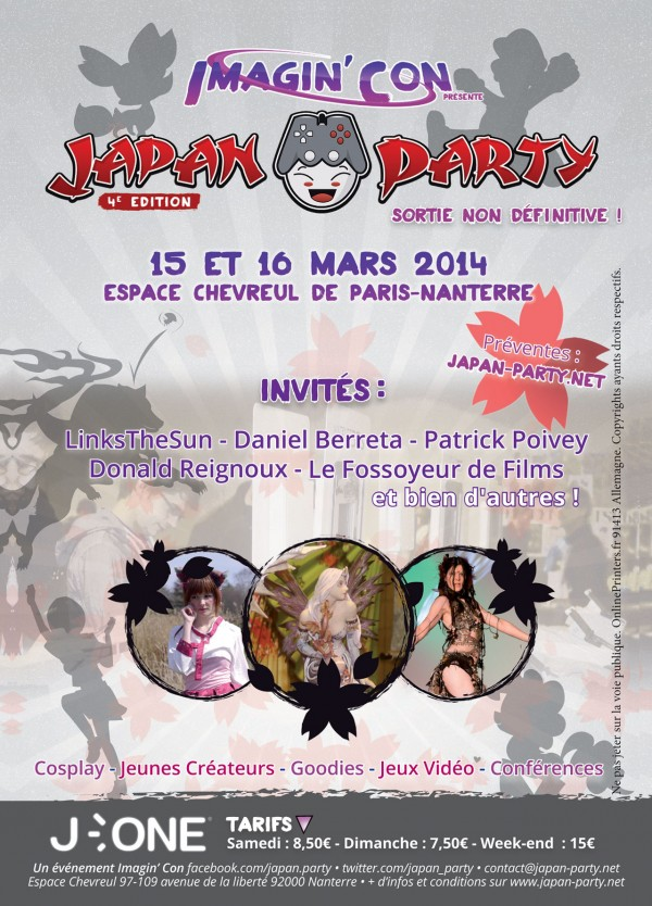 japan party 4