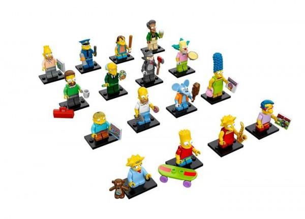 lego simpsons minifig