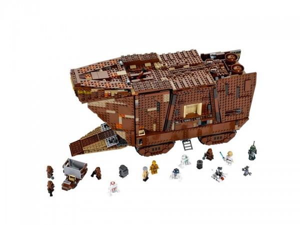 lego star wars sandcrawler 2