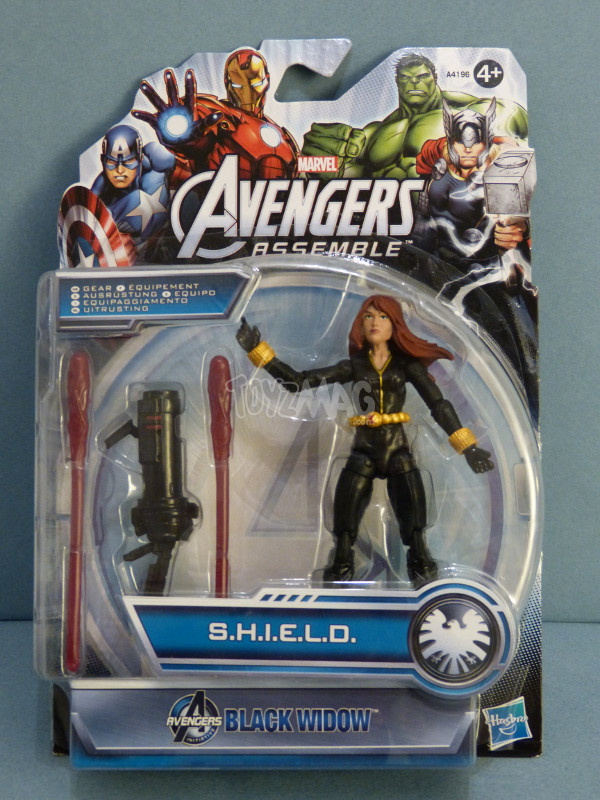 marvel avengers black widow 1