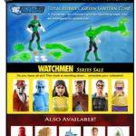 Les DC Universe Total Heroes arrivent sur MattyCollector
