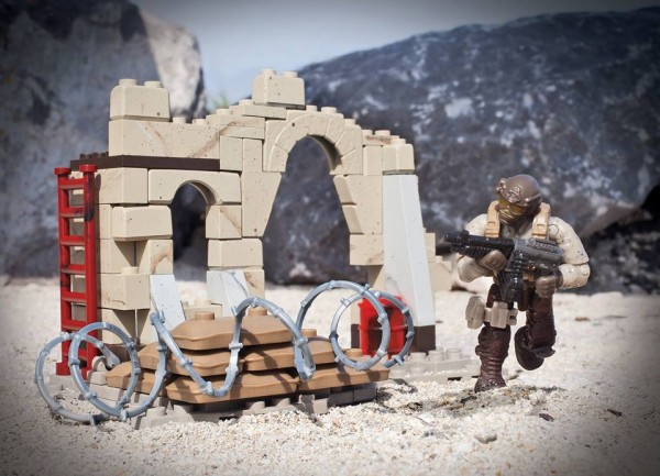megabloks call of duty desert outpost